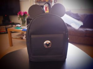 Mickey Mouse Clasp Backpack