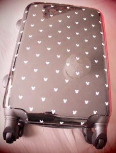 disney cabin suitcase