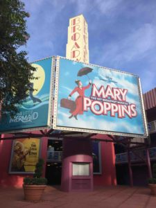 broadway mary poppins
