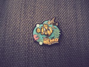 finding nemo the musical pin