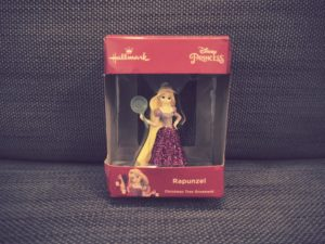 rapunzel ornament