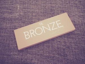 p.s bronze palette