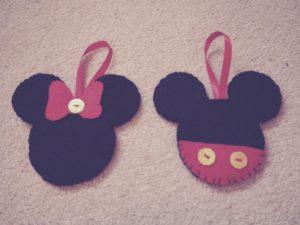 mickey and minnie handmade