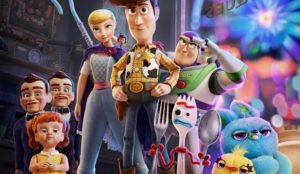 toy story 4 charcters